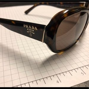 Prada Sunglasses SPR 31N-A 2AU-8C1